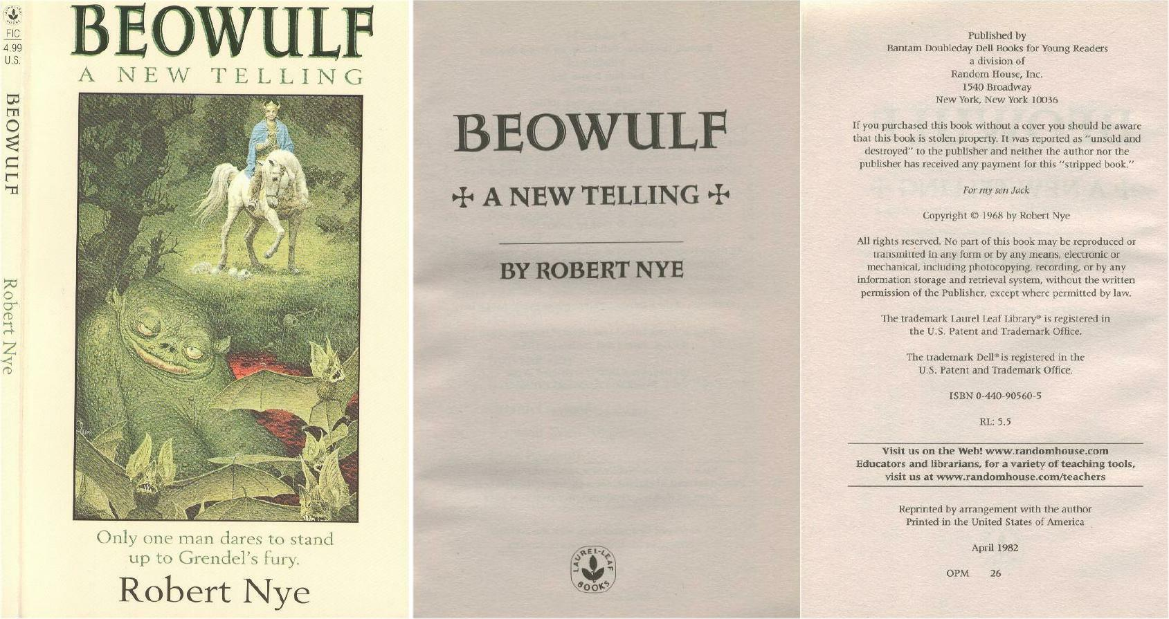 irony in beowulf Essays, term papers, book reports, research papers on literature: beowulf free papers and essays on beowulf and irony we provide free model essays on literature: beowulf, beowulf and irony reports, and term paper samples related to beowulf and irony.