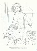 The Gallery For Gt Beowulf And Grendel Coloring Pages Beowulf Coloring Pages